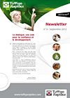 Newsletter n°4 -  Septembre 2012